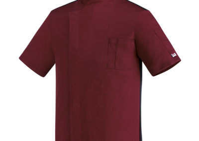 2065003E OTTAVIO MM BORDEAUX MICROFIBER