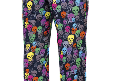 3502135A COULISSE COLOR SKULLS