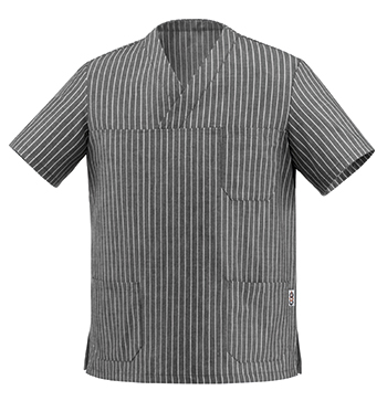 5500066C LEONARDO NEW GREY STRIPE moire